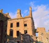 Caerlaverock  Castle ,the  east  range