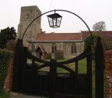 St.Mary's Church,Lidgate