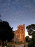 Evening at St.John's Church.