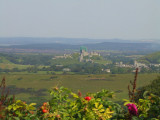 Corfe Castle,from Kingston.