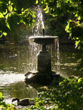 The secret fountain.