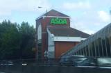 Asda's shopping mall,Putney Vale.