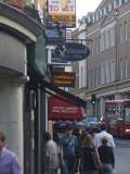A street corner in Richmond.