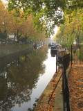 Little  Venice,in  the  morning.