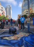La Strada In Blue