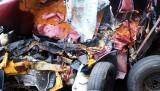 rusty pile