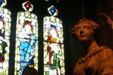 chilham church statue