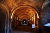 hallway - the crypt