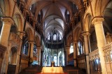 the quire altar