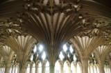 masonry detail - the cloisters