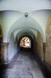 hallway - the cloisters