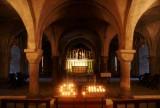 altar - the crypt
