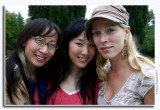 Jane Lui, Lindsey Yung & Renata Youngblood