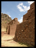 Wari ruin, outside Cusco