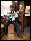 El Mariachi on Hiram Bingham Train