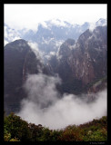 Early morning, Machu Picchu