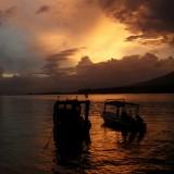 Sunset at Lembeh