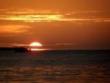 Sunset at Tasik Ria