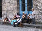 Musicians, Havana