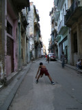 Street life, Havana