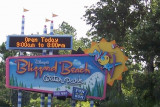 Disney Blizzard Beach Entrance