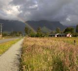 Fox Glacier village