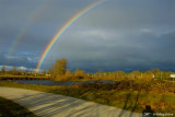 After the rain comes the rainbow