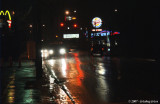 Rainy night out