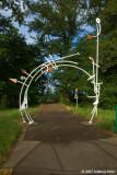 Hays Tree Garden - Alton Baker Park