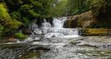 Waterfalls Around Oregon