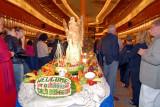 Midnight food exhibition at Normandy Restaurant
