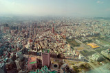 An airscape from the Taipei 101