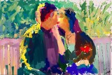 Tender kiss2