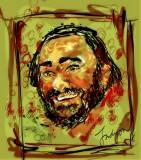 A tribute to Opera Superstar Luciano Pavarotti
