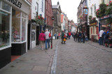 Whitby - Same Street - Different Day