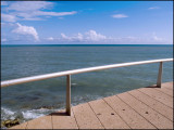Menton, bords de la Méditerranée