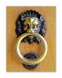 Sienne - Heurtoir de porte