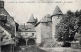 Environs d'Argentat - La Chapelle-Saint-Géraud - Le Château