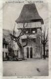 Saint-Chamant - Eglise du XIIe siècle