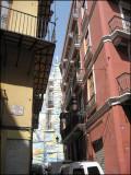 Immeubles bigarrés