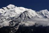 Mont Blanc - Dome du Goûter - Aiguille du Goûter - Aiguille de Bionnassay