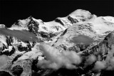 Mont Maudit - Mont Blanc - Dome du Goûter