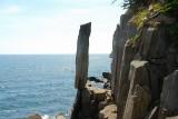 Digby Neck, Balancing Rock