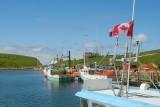 Capstick, het noordelijkste punt van Nova Scotia.
