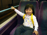 Riding on bus (20-4-2007)