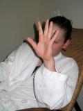 Ayelet's hand