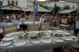dining on board  Hermina