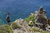 hiking, patmos is.