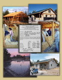 building our strawbale house