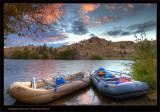 rafts at whiskey dick